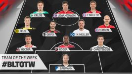 Watch: Matchday 14 Team of the Week