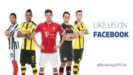 Bundesliga launches official Facebook account