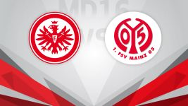 Frankfurt host Mainz in Rhine-Main derby