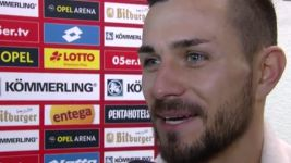 Watch: Latza on his first Bundesliga hat-trick
