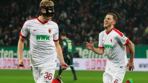 Watch: Augsburg 1-0 Gladbach - Highlights