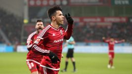 Ingolstadt see off ten-man Leverkusen