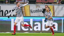 Watch: Frankfurt 3-0 Mainz - Highlights