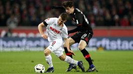 Watch: Köln 1-1 Leverkusen - Highlights