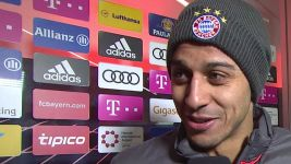 Watch - Thiago on Hummels' new hairdo