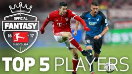 Watch: Official Fantasy Bundesliga: the top five