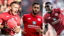 Season so far: 1. FSV Mainz 05
