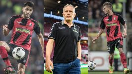 Season so far: SC Freiburg
