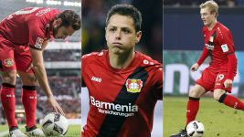 Season so far: Bayer 04 Leverkusen