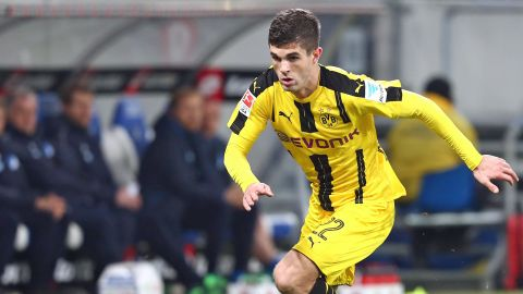 Raul's high praise for Dortmund's Pulisic