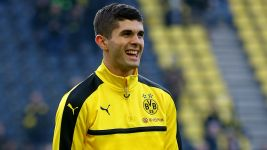 BVB's Pulisic reflects on 'unbelievable' 2016