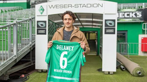 Bremen's new midfield motor