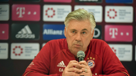 Watch: Ancelotti on importance of training camp