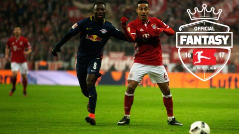 Official Fantasy Bundesliga: top five midfielders
