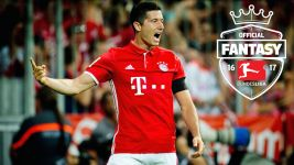 Official Fantasy Bundesliga: top five forwards