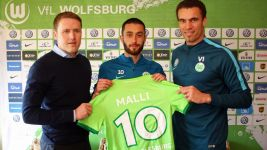 Malli and Wolfsburg the perfect match