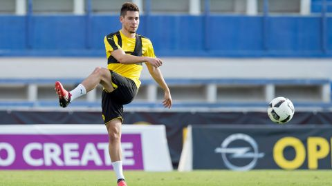 BVB in Marbella: Guerreiro back in training
