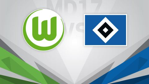 Wolfsburg welcome Hamburg in northern derby