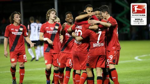Watch: Leverkusen 1-0 Atletico Mineiro