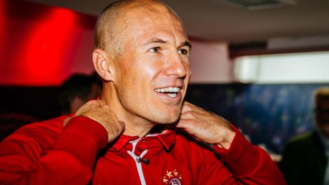 Robben looking forward to Freiburg and beyond