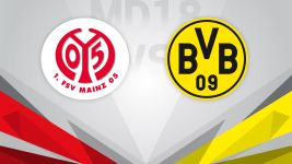 Mainz welcome climbing Dortmund