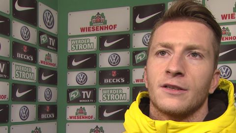 Watch: Reus: 'Won in the end!'