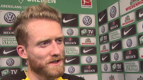 Watch: Schürrle: 'Comfortable in attack'