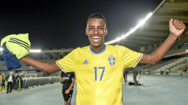 Ten things you might not know about Alexander Isak