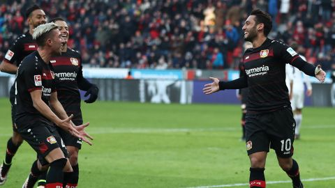 Calhanoglu still aiming for the summit