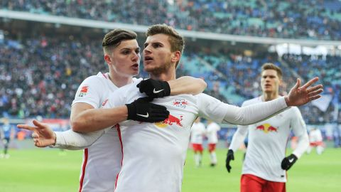 Leipzig end Hoffenheim's undefeated record