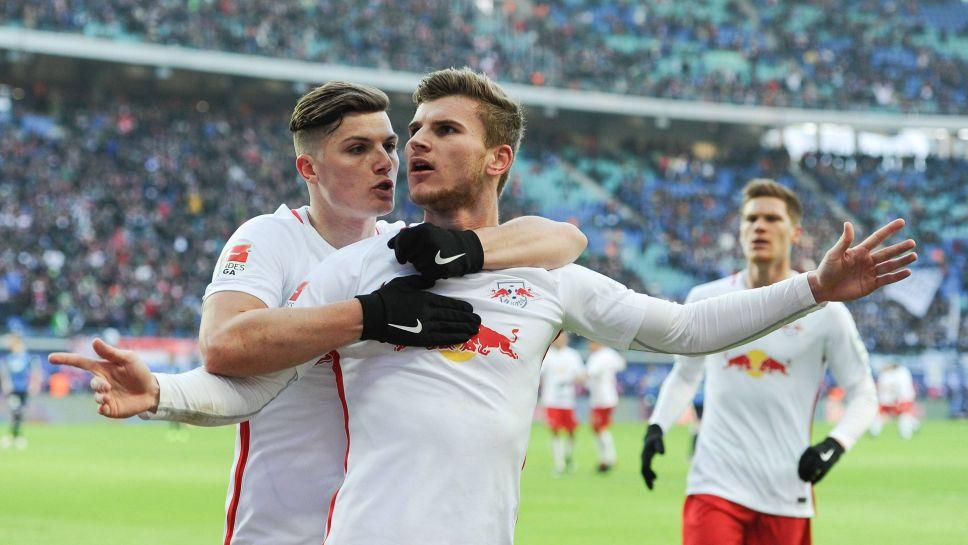 Bayern y Leipzig hacen los deberes y mantienen el pulso por el título