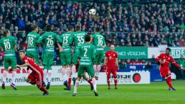 Bremen 1-2 Bayern - as it happened!