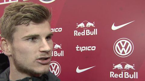 Watch: Werner proud after Leipzig win