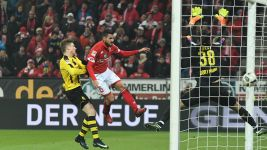 Matchday 18: Mainz 1-1 Dortmund - as it happened!