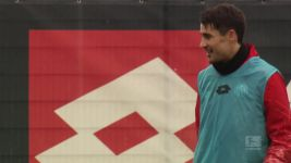 Watch: Bojan trains for the first time with Mainz