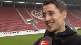 Watch: Bojan Krkic talks Bundesliga and baking