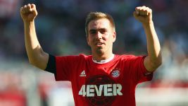 Philipp Lahm: one of the all-time greats