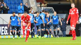Hoffenheim return to winning ways