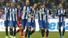 Watch: Hertha 1-0 Ingolstadt - highlights