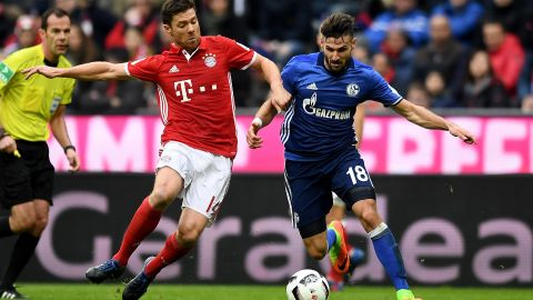 Watch: Bayern 1-1 Schalke - highlights