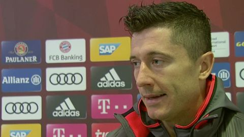 Watch: Lewandowski: 'Dropped two points'