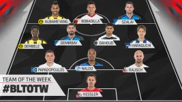 Watch: Matchday 19 Team of the Week