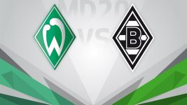 Third straight win for Gladbach versus Bremen?