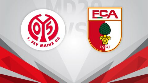 Improving Augsburg target next win in Mainz