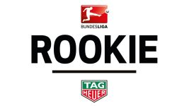 Bundesliga and TAG Heuer establish Rookie Award