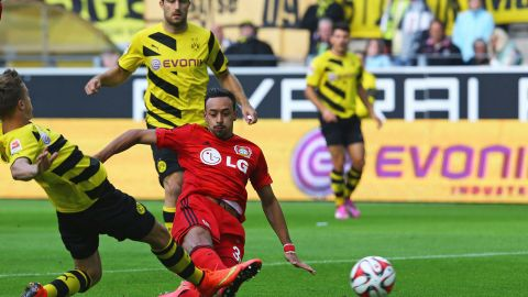 Watch: Bellarabi's record-breaking goal