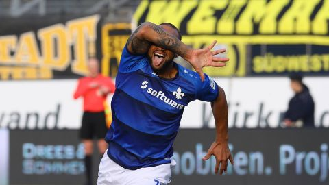 Boyd savours long-awaited maiden Bundesliga goal