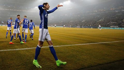 Goretzka sees Schalke's aims sharpened