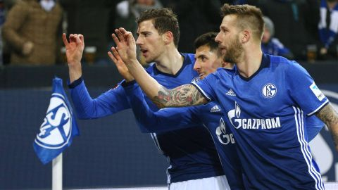 Watch: Schalke 2-0 Hertha - highlights