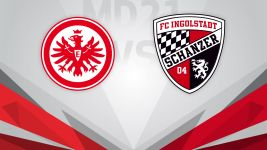 Frankfurt and Ingolstadt seek reply after defeats